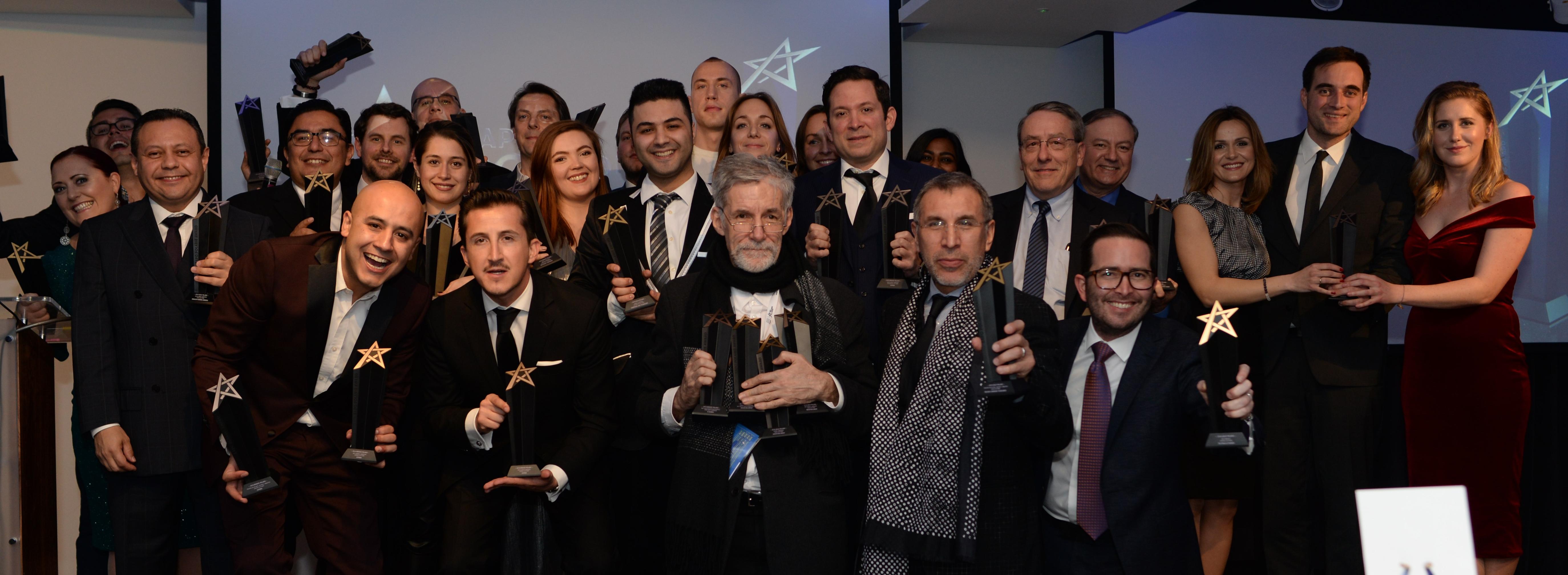Premiados Polaris Awards 2018